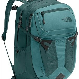Teal The North Face Recon Backpack